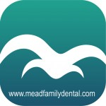 mead family dental logo print