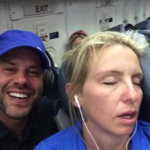 Erin sleeping 1
