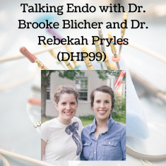 Dr. Brooke Blicher and Dr. Rebekah Pryles