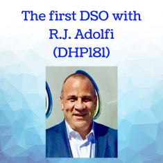 The first DSO with R.J. Adolfi (DHP181)