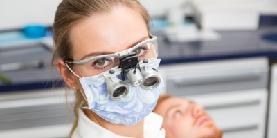 Dentist Discovers That She's Horrible After Purchasing Loupes