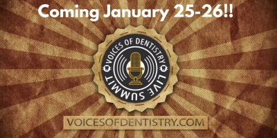 "Voices of Dentistry. Some People Just ""Get It."""